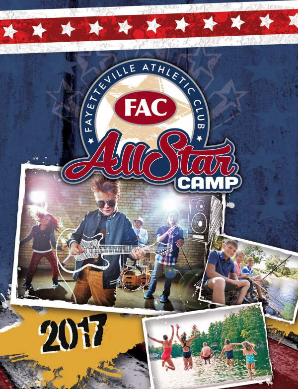 FAC Summer Camp Brochure