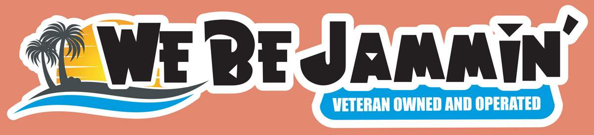 We Be Jammin Logo